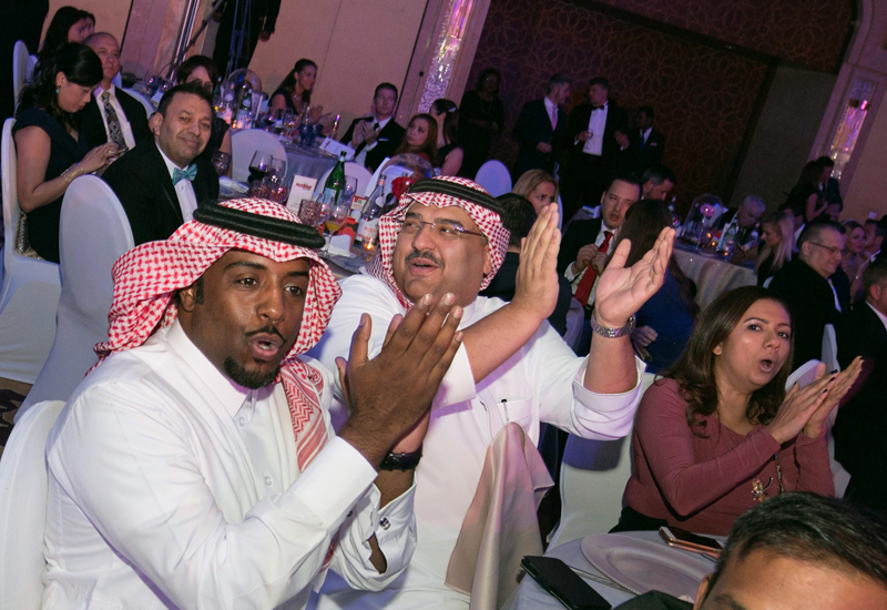 Hotelier middle east awards, Hotel team of the year, Hotelier Awards