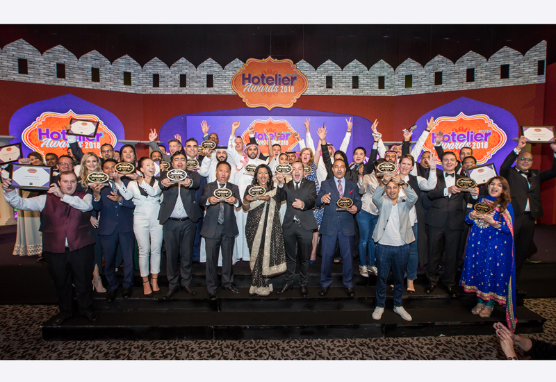 Reports, Hotelier middle east awards