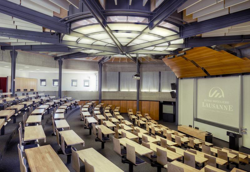 Ecole hôtelière de Lausanne (EHL) - Switzerland