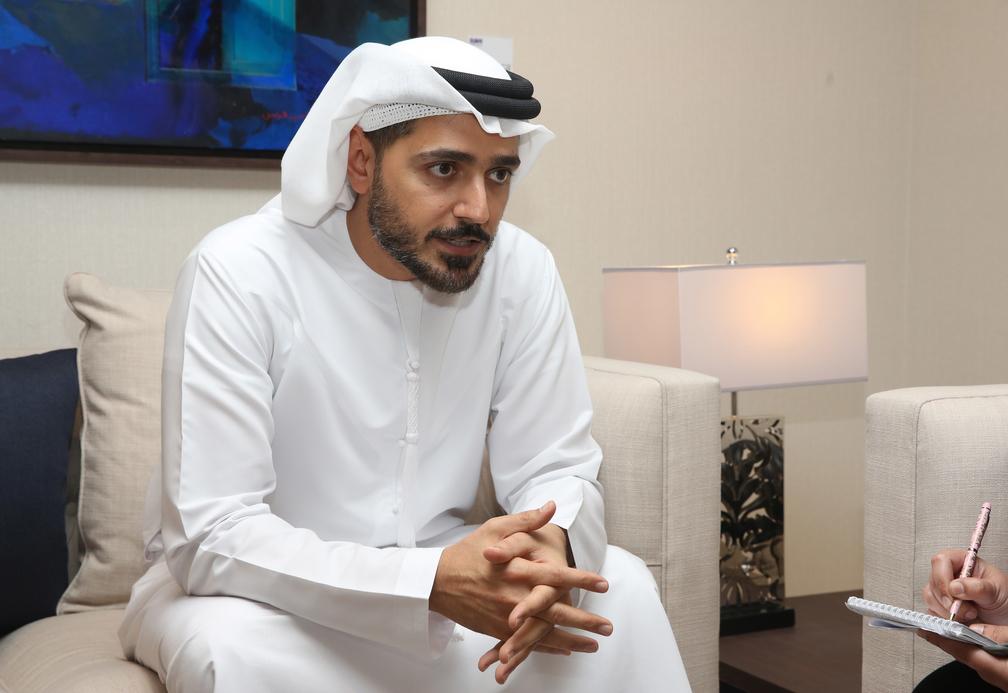 DTCM CEO, Issam Kazim.