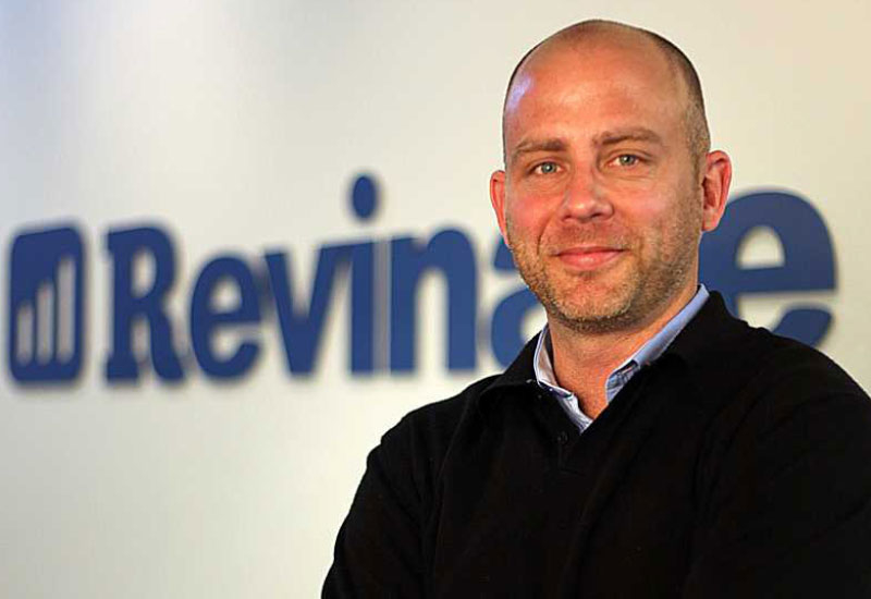 Revinate co-founder and CEO, Jay Ashton