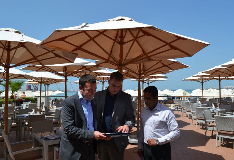 Reports, Executive interviews, Hilton dubai jumeirah, Hilton dubai jumeirah resort
