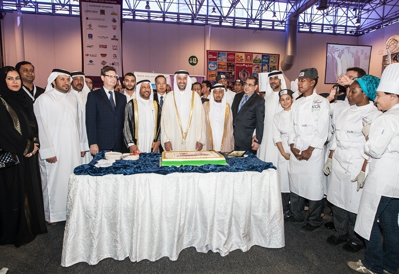 ICCA at Sharjah Expo 2014