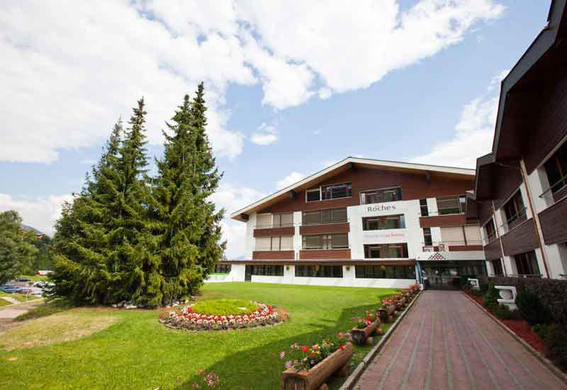 Les Roches International School of Hotel Management, Bluche - Switzerland