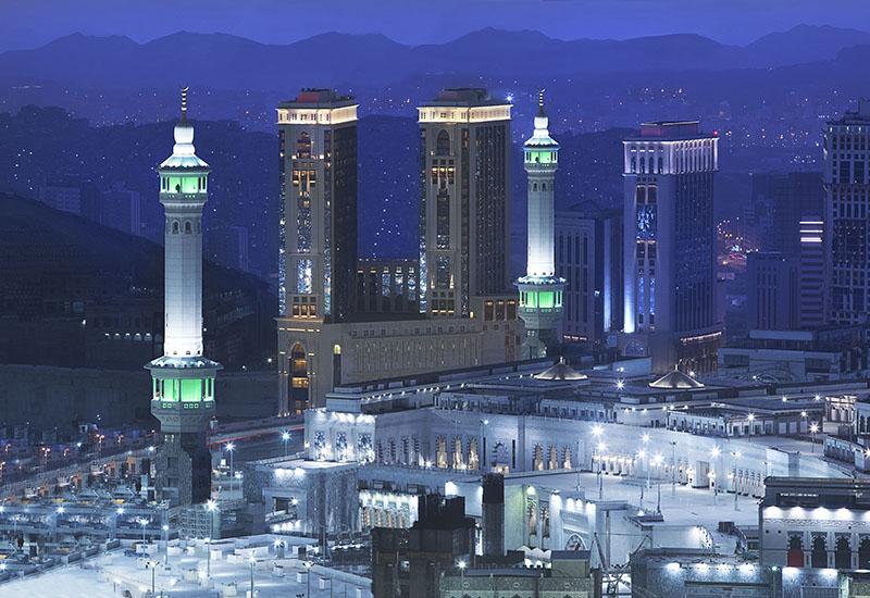 Hilton Makkah Convention Hotel.