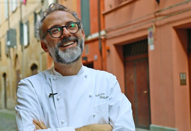 Massimo Bottura.