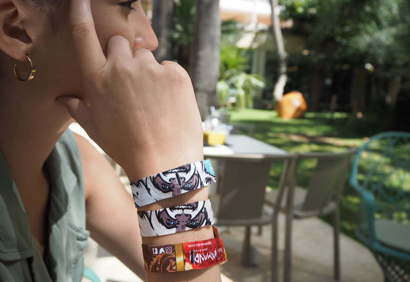Melia Hotels to replace room keys with bracelets.