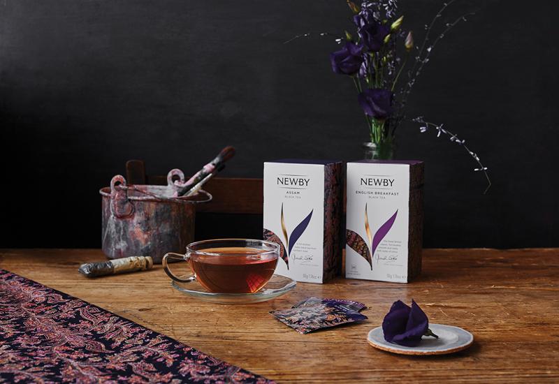 Newby Tea.