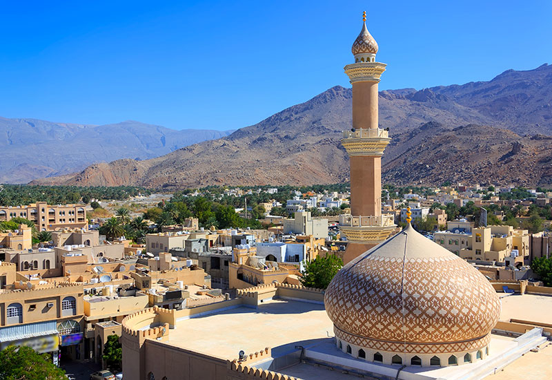 The Sultanate of Oman.