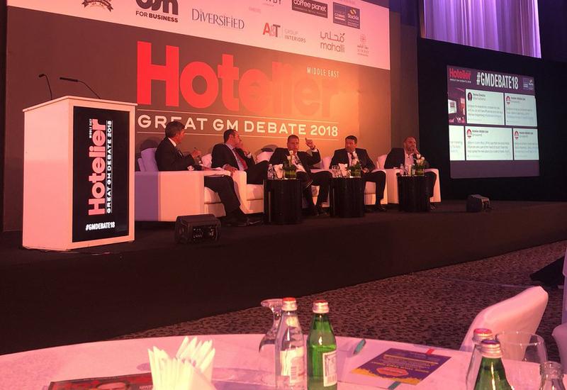 Hotelier Middle East: Great GM Debate 2018.