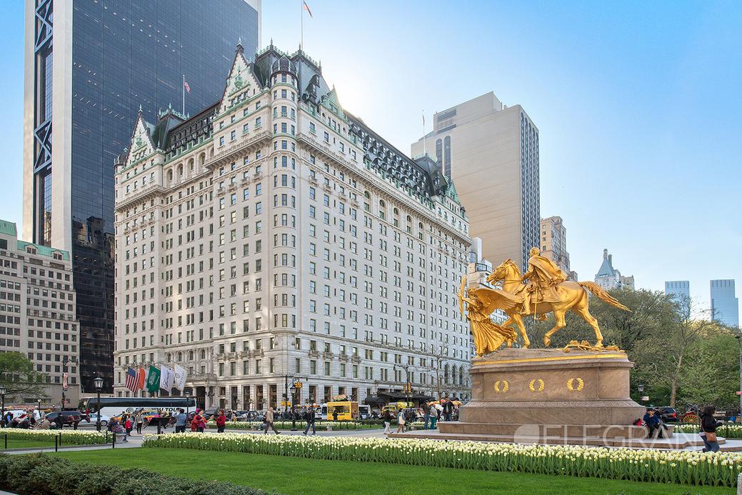 Plaza Hotel.