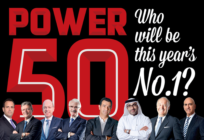 Reports, Hotelier middle east power 50 list 2014