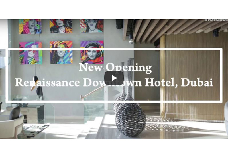 Renaissance Hotel, Dubai.