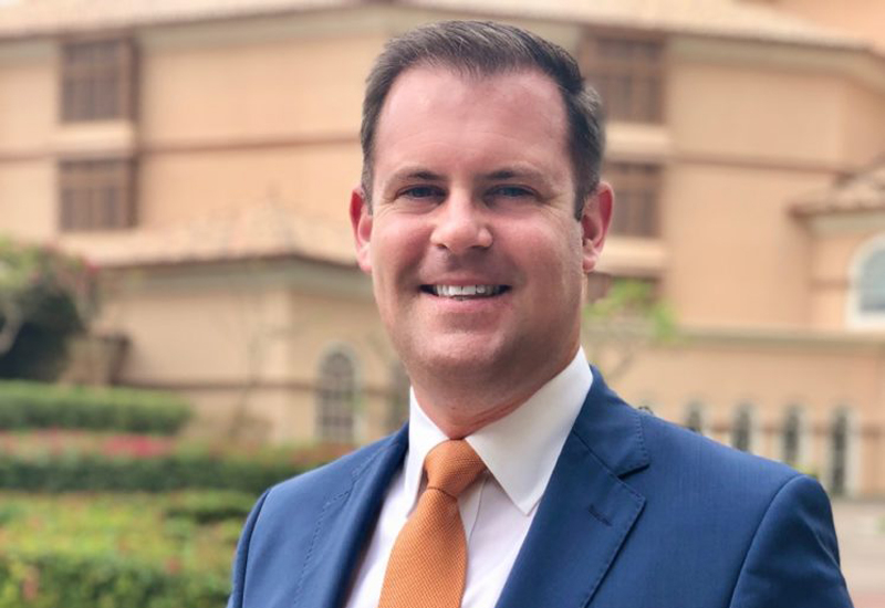The Ritz-Carlton, Dubai welcomes Aidan Dempsey as new hotel manager.