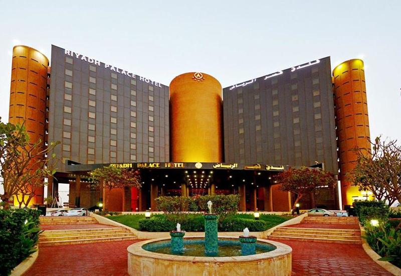The Riyadh Palace Hotel