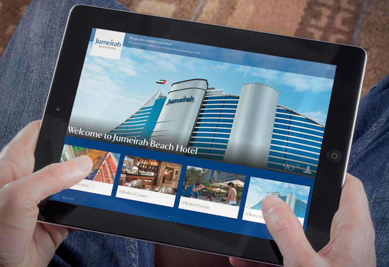 Guest experiences, Hotel, Technology