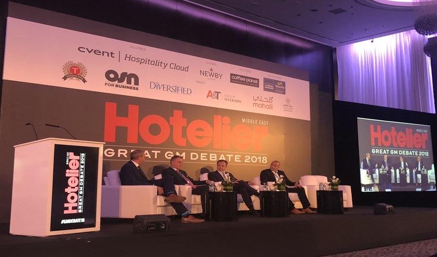Reports, Great gm debate, GM Debate 2018, Great gm debate 2018, The hotelier middle east great gm debate 2018