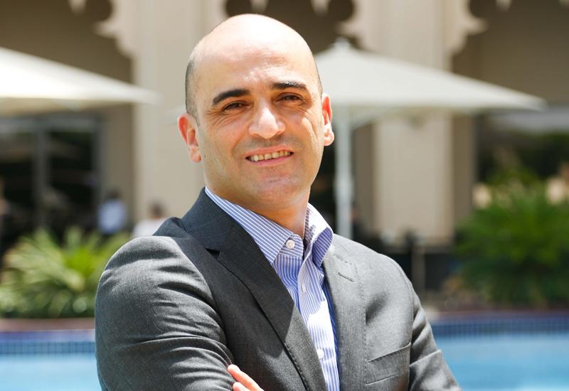 Bahi Ajman Palace Hotel promotes Mahmoud Saffarini as DOSM.
