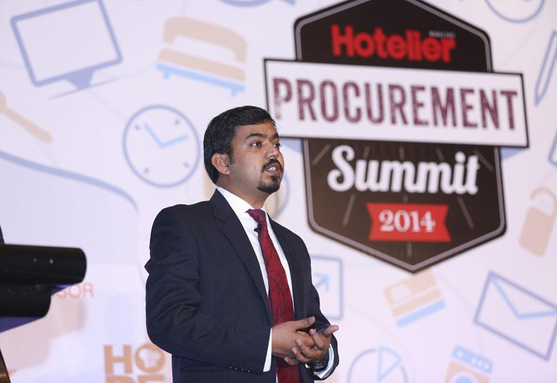 Sarfaraz Bashir, officer - supply-chain & logistics, Jumeirah group.