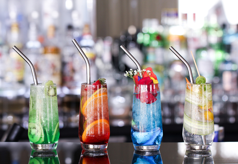 Shangri-La's two properties in Muscat implement ban on plastic straws.