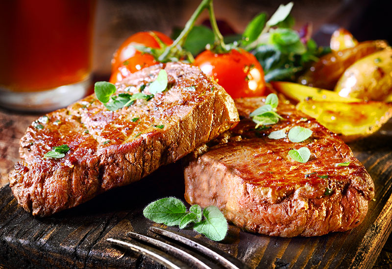 Around 80% of all the meat consumed in the UAE is reportedly imported.