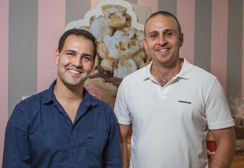 Businessmen Raki Phillips and  Jawad Yehia left their jobs to start their own dessert bakery