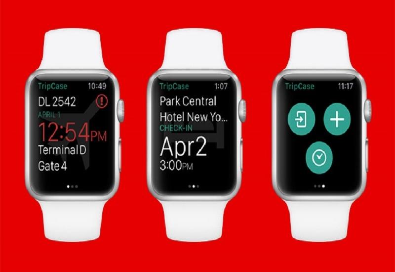 TripCase for Apple Watch