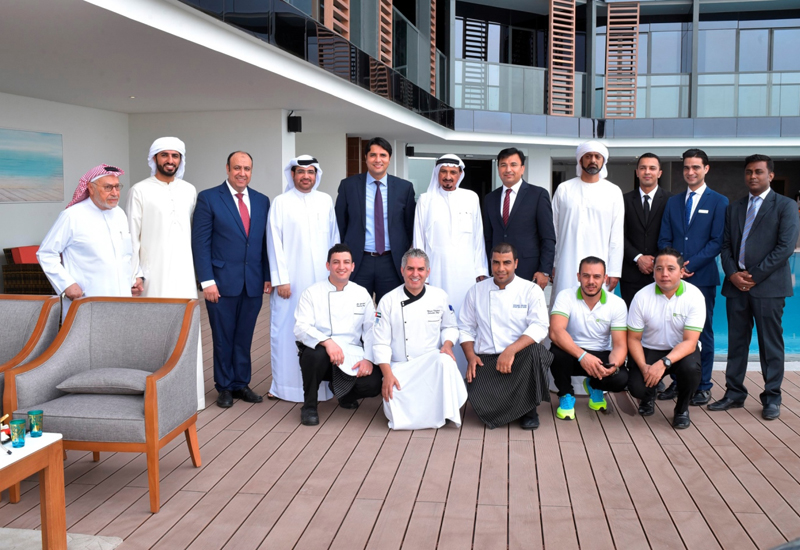 UAE's first Wyndham Garden opens doors in Ajman.