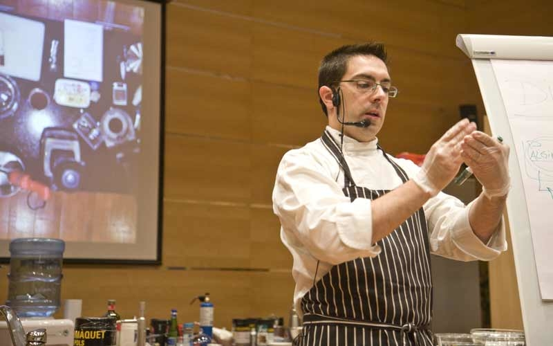 SOSA held its annual demonstration at The Emirates Academy of Hospitality Management.