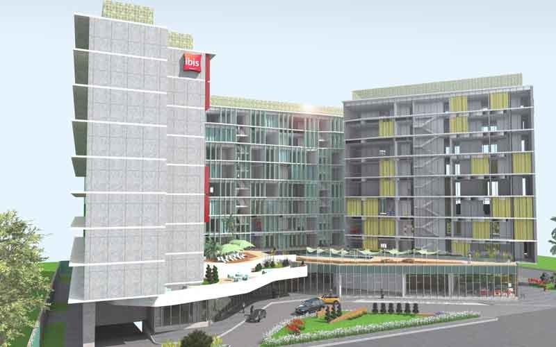 The hotels will be located along Doha's C-Ring road.
