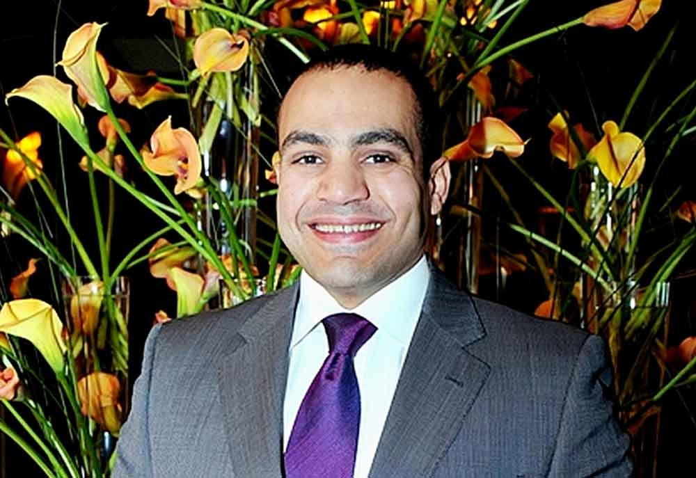 Four Seasons new director of sales for Cairo at Nile Plaza and Alexandria at San Stefano Ahmed Atef.