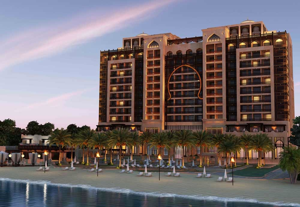 The Ajman Saray, A Luxury Collection Resort, Ajman, is set to open on February 1.