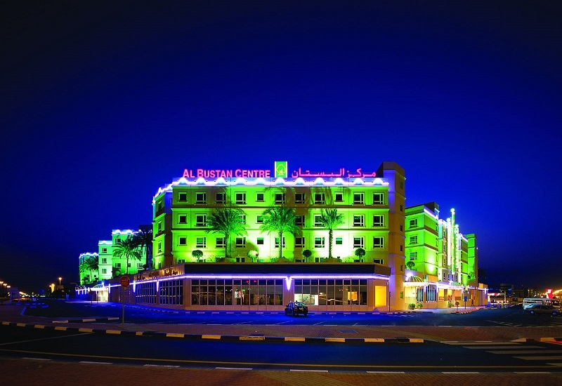 Al Bustan Centre & Residence.