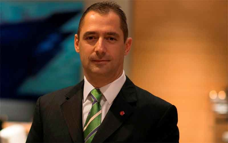 Alper Can Bulcum is the new general manager at Ramada Plaza Jumeirah Beach Residence and Ramada Sharjah.