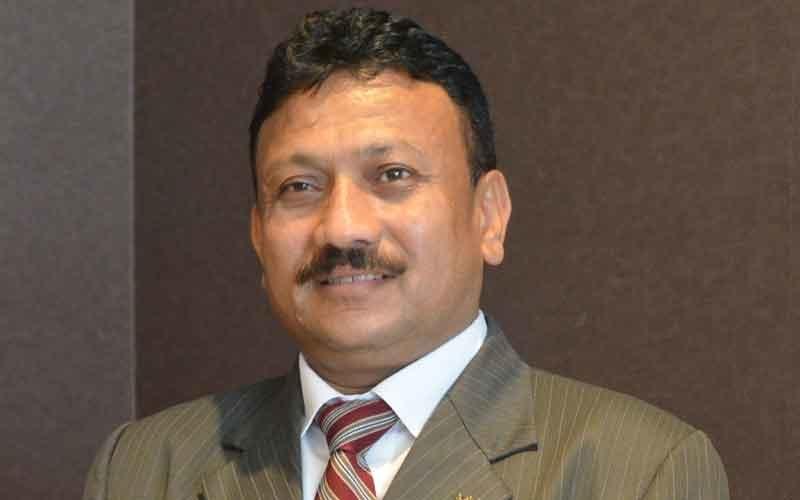 Aziz Shaikh, executive housekeeper, Park Inn by Radisson Muscat.