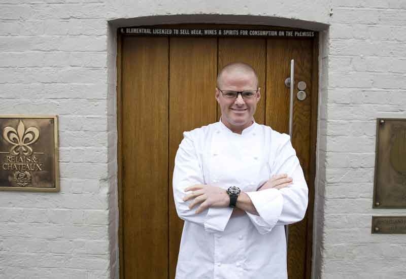 Heston Blumenthal revamped the menu at The Little Chef a few years ago. [CR: Ben Stansall/AFP/Getty Images]