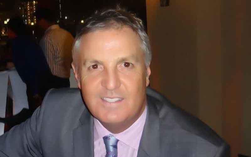 Boncafe Middle East CEO Tony Billingham.
