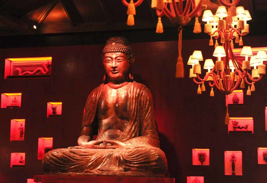Buddha Bar Jakarta, also created by Georges V Eatertainment