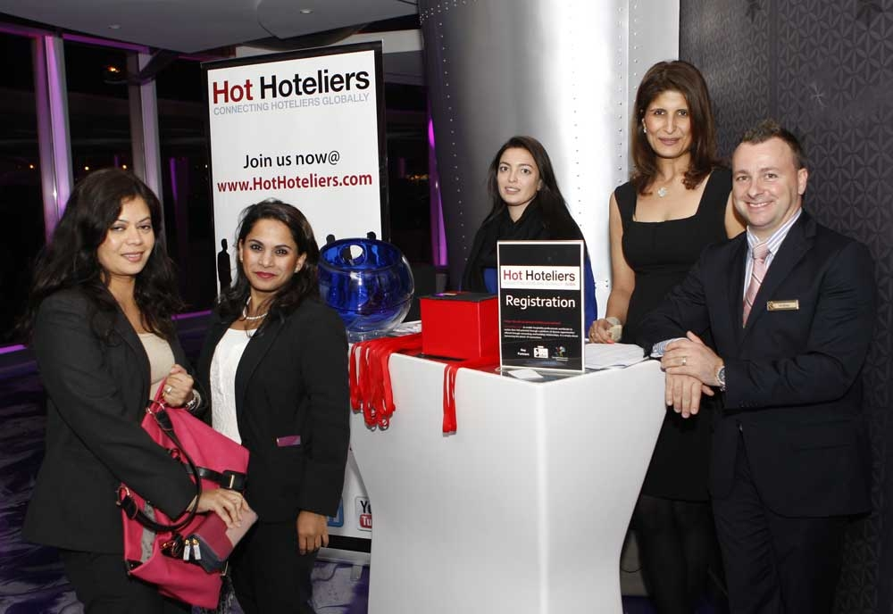 PHOTOS: Hot Hoteliers event at Jumeirah's 360
