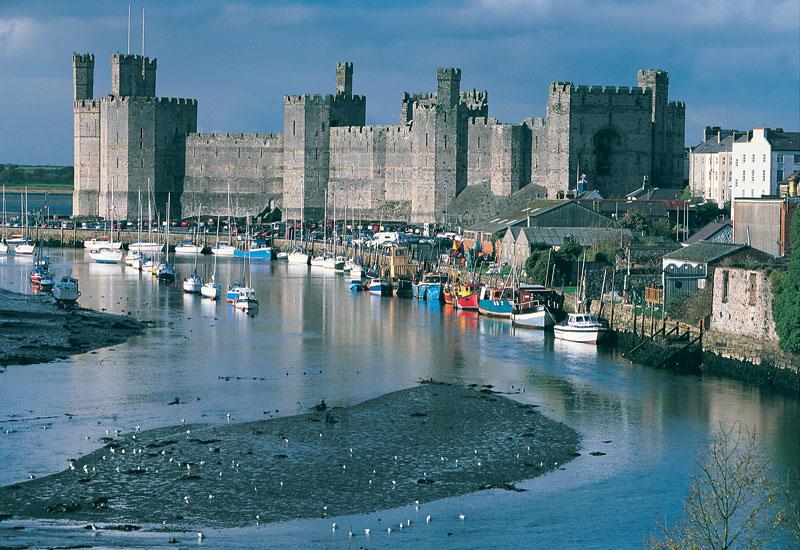 Wales.