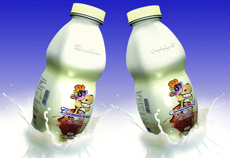 EICMP won an award for its Camelicious milk.