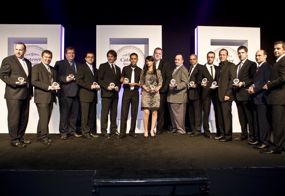 The Caterer Awards winners of 2010
