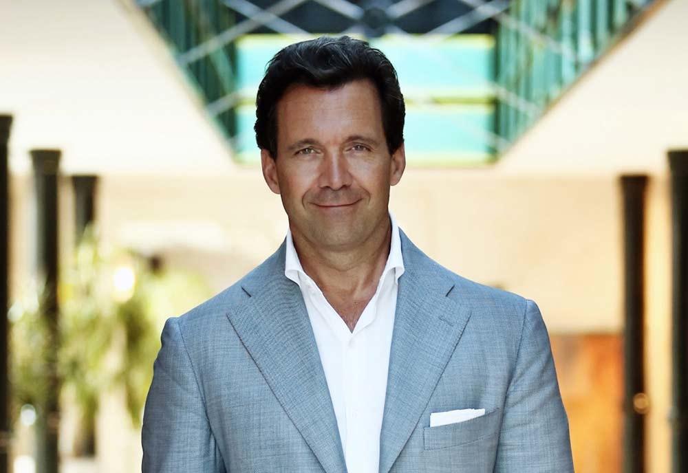 Four Seasons Hotel Operations, EMEA president Christopher Norton.