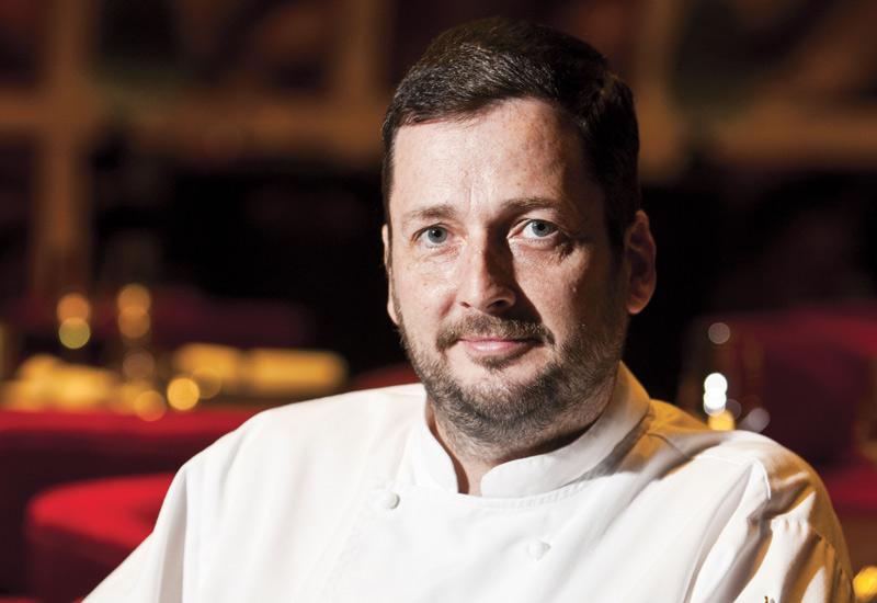 Colin Clague, Executive Chef
