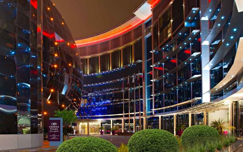 The Crowne Plaza Doha - The Business Park will offer the Business Energiser programme for two months.