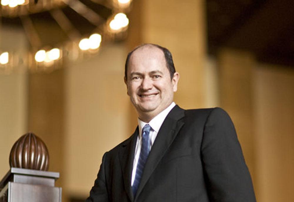 Grand Hyatt Muscat general manager Garry Friend.