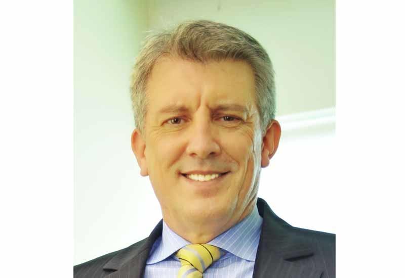 David Brown, general manager, Fraser Suites Dubai.