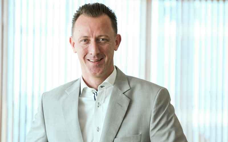The DOmain Bahrain managing director Patrick De Groot.