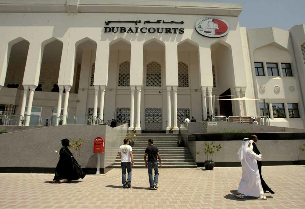 A British man stands accused of intending to sell AED 20,000 worth of drugs.