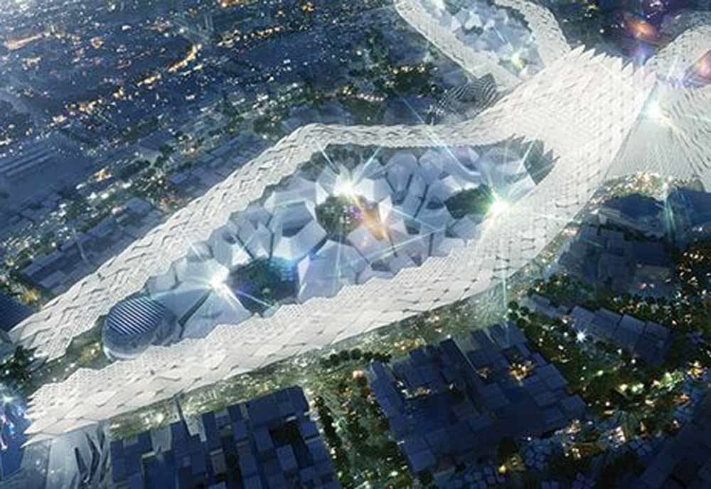 25 million visitors are expected to attend Dubai 2020.